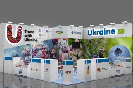 Понад десяток українських виробників представлені на міжнародній виставці BioFach 2020